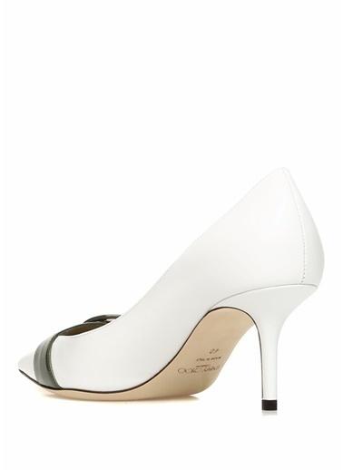 Jimmy Choo Ayakkabı Beyaz
